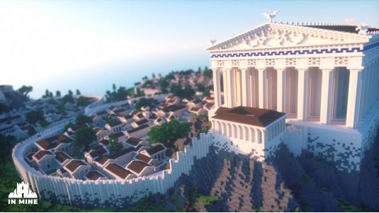 Greek Cities