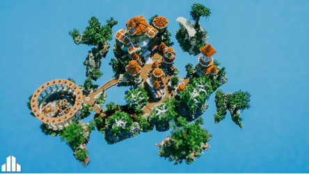 Loyal Sanctuary - Detailed Skyblock Spawn