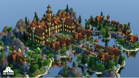 Wonderland Islands | Incredibly Large Hub