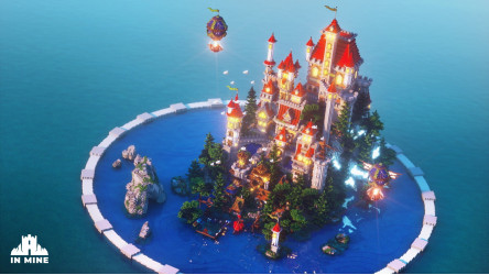 Dream Castle Spawn | Hub