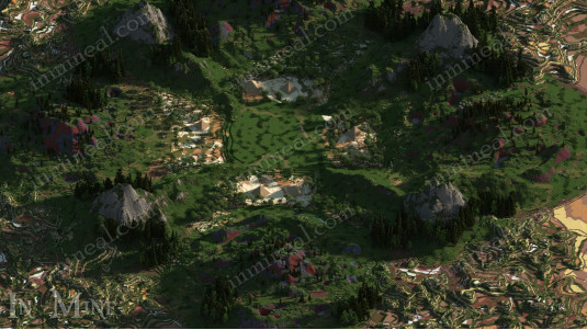 Fantasy Forest Warzona 1500x1500