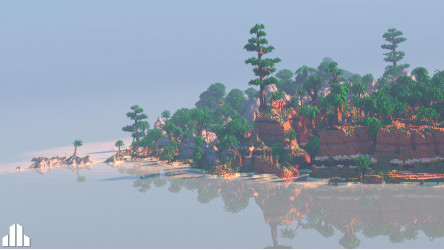 Island Pirat map