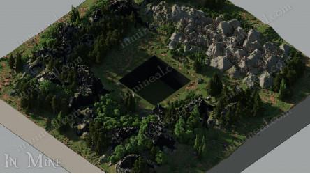 Prison 512x512 Forest