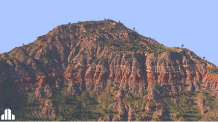 Savanna cliffs 501х501