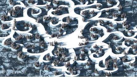 Warzona 1000x1000 Snow