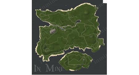 PUBG MAP 1:1 ERANGEL