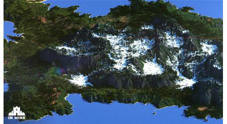 Mountain RPG Island